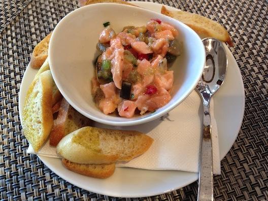 Lunch at Renaissance Aix en Provence