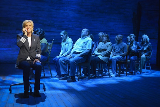 Come From Away Jenn Colella