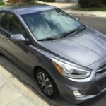 fun days in the hyundai accent!