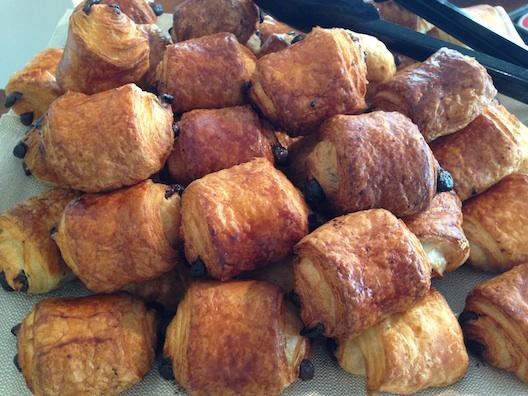 Renaissance Aix croissants