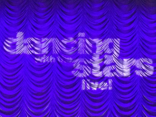 Dancing with the Stars curtain