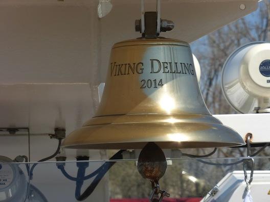 Viking Delling bell