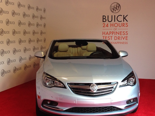 Buick 24 Hours of Happiness