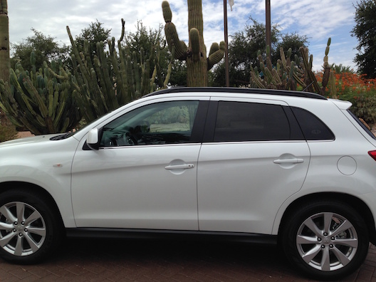 Mitsubishi Outlander Arizona
