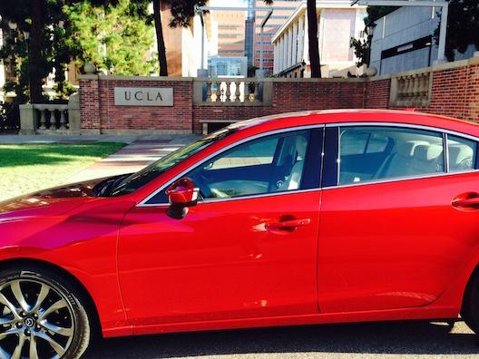 Mazda6 UCLA