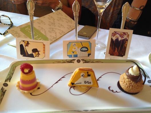 Merrion Hotel Art Tea