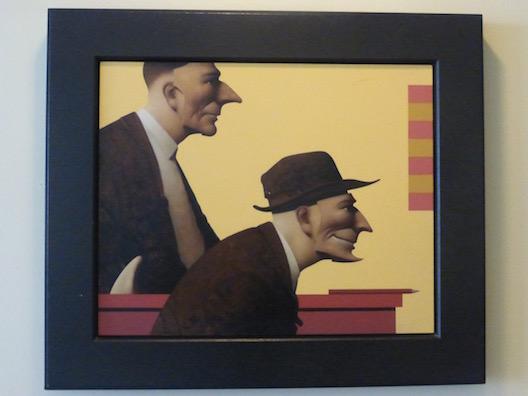 Merrion Hotel art