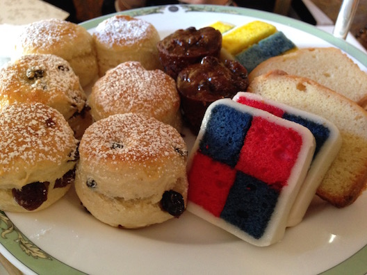 Merrion Hotel tea treats