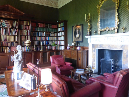 Rossborough House library