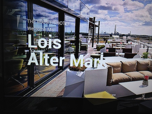 The Marker Hotel TV