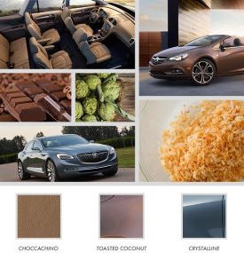 Buick colors