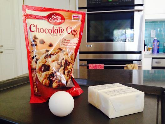 Betty Crocker cookie ingredients