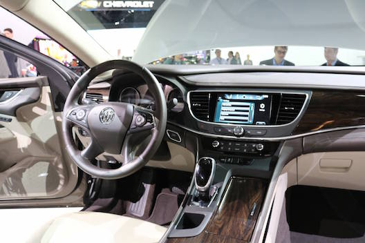 introducing the 2017 buick lacrosse midlife at the oasis. Black Bedroom Furniture Sets. Home Design Ideas