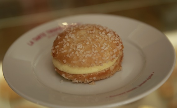 Le Food Tour - tart