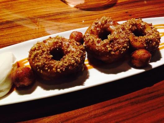 STK donuts