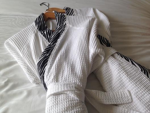 Shorebreak hotel robes