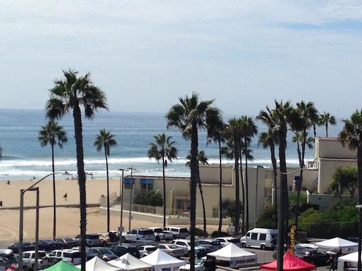 Shorebreak hotel view