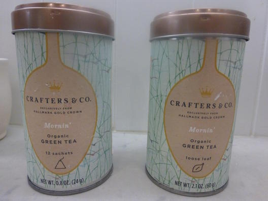Crafters & Co tea