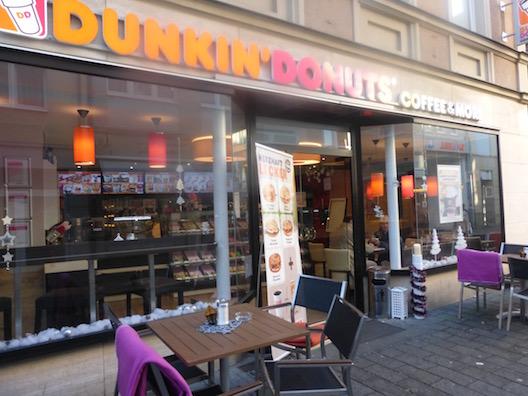 Germany Dunkin' Donuts