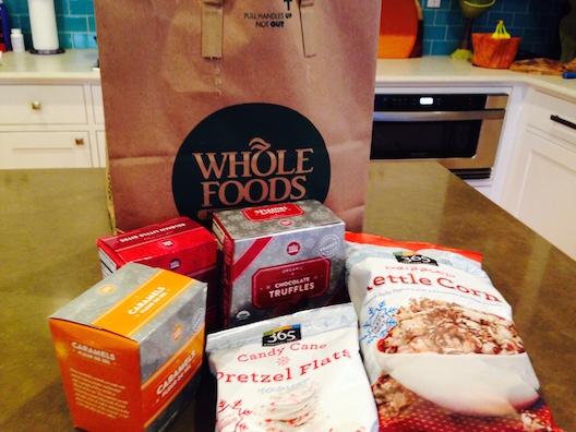 Whole Foods Market treats