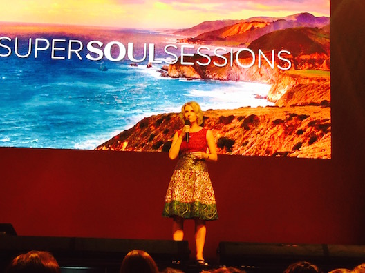 Elizabeth Gilbert Super Soul Sessions
