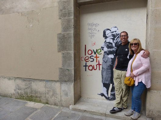 Lois and Michael Paris