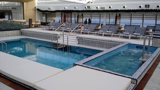Viking Star Main Pool