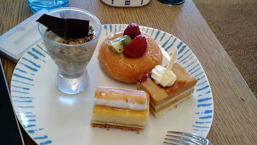 Viking Star World Cafe Desserts