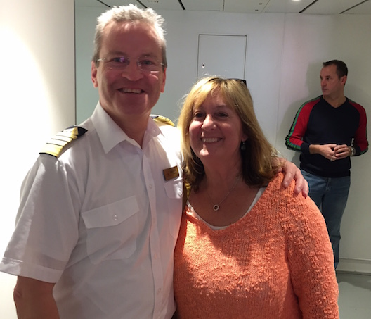 Viking Star Lois and captain
