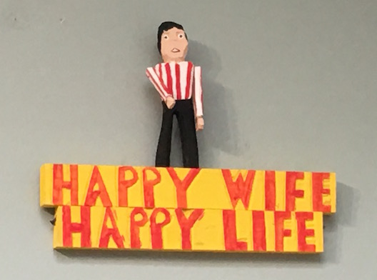 Happy Wife, Happy Life by Lee Neary
