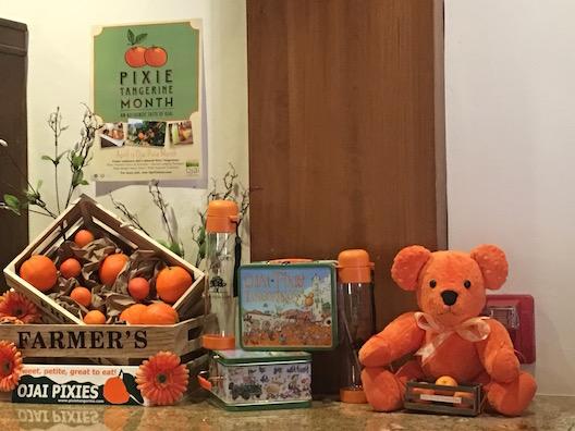 Oaks at Ojai Pixie Tangerine Month