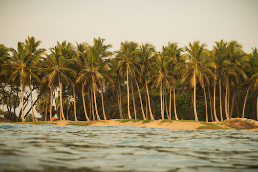 Fathom Travel beach