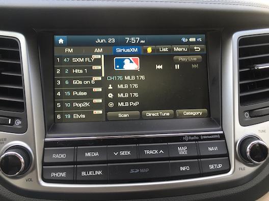 Hyundai Tucson Sirius