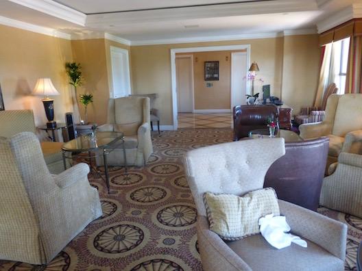 Langham Club Lounge