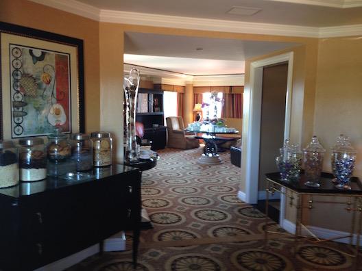 Langham Pasadena lounge