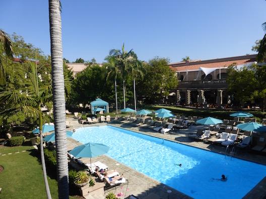 Langham pool