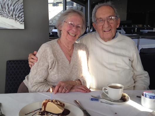 Mom and Dady anniversary