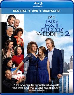 My Big Fat Greek Wedding 2 Blu-ray