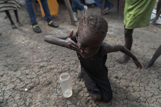 Chianyal - South Sudan water