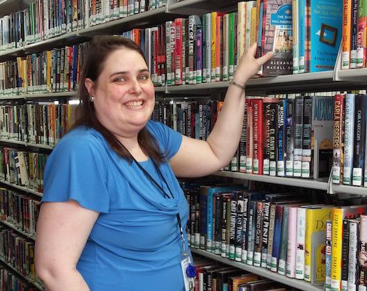 Rachel Stevenson library