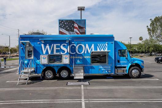 Wescom Big Blue
