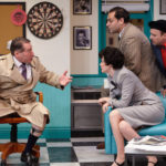 """laughter on the 23rd floor"" at north coast rep"