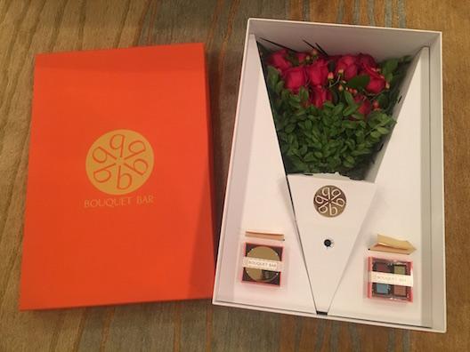 Bouquet Bar box