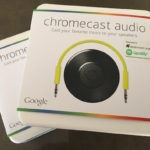 google chromecast audio means music everywhere!