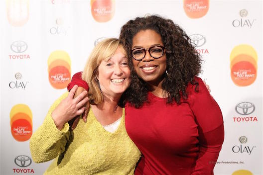 Lois and Oprah