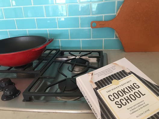 Cooking School book
