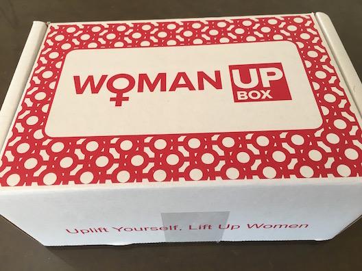 Woman Up box