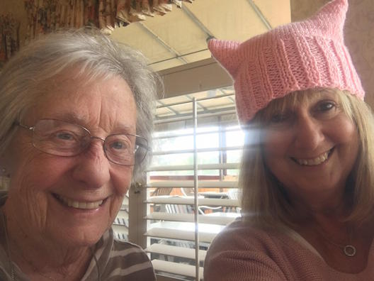 Mom and me hats